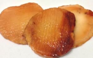 Acocado Seed Slices in Honey