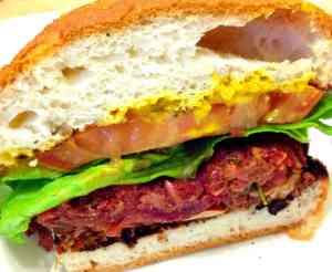 Inside Bubba Burger