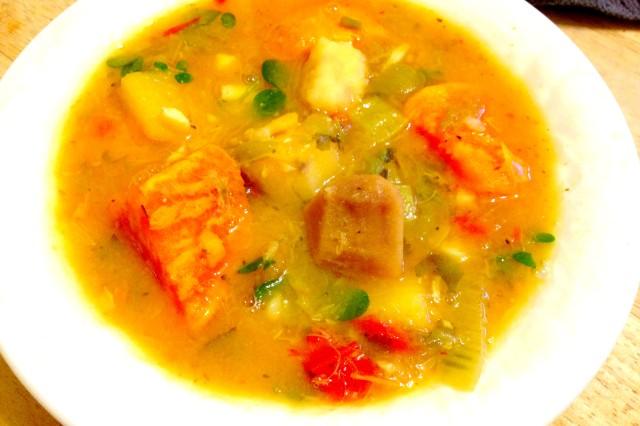 Moringa Stew