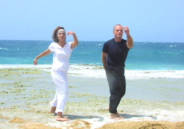 Teaching QiGong