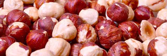 Wonderful Hazel Nuts