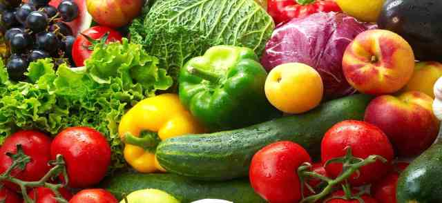 Lots of Veggies is the Key to Health