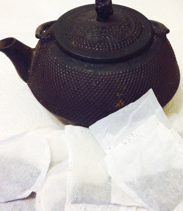 Tea Pot and Teas