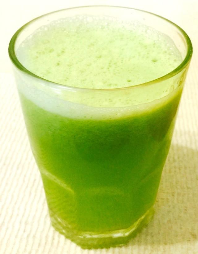 Bermuda Grass Juice