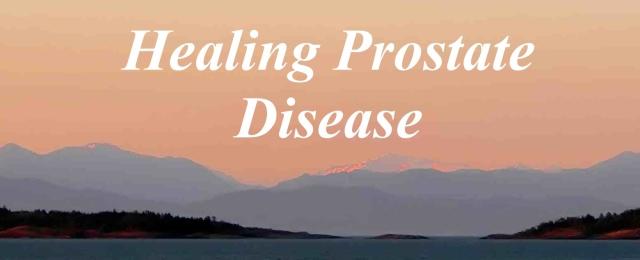 Healing Prostate Disease  copy -2