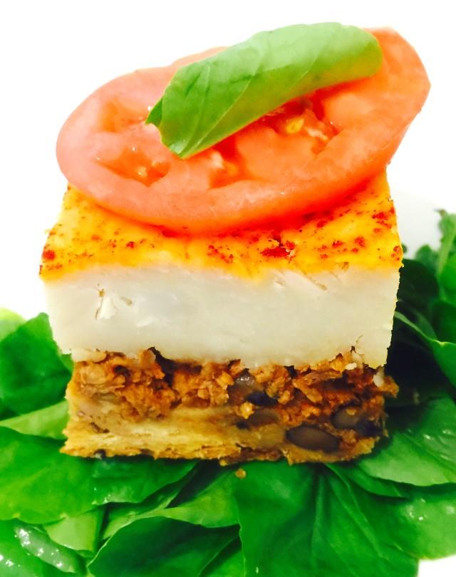 Easy Vegan Taco Pie