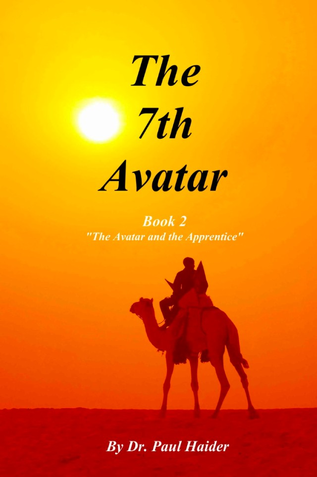 The 7th Avatar - Book 2 Cover copy-FB