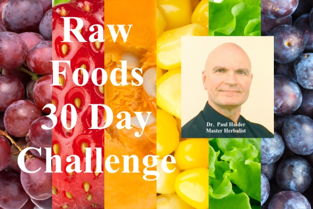 Raw Foods Challenge
