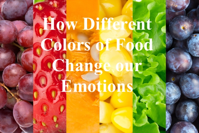 Colors of Food and Emotions