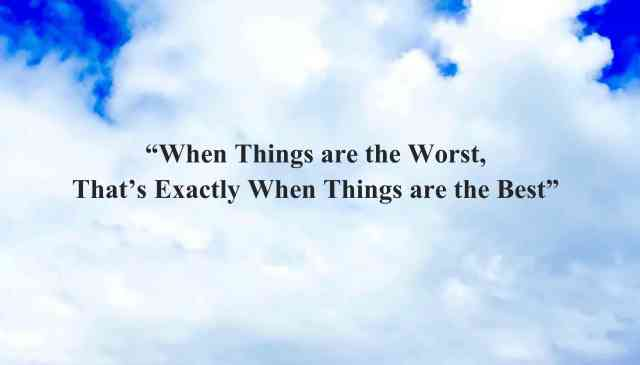 Things the Worst
