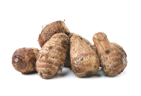 Taro Root Has a Very Low Glycemic Index