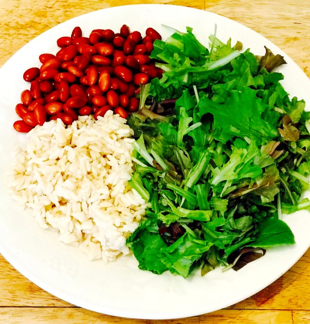 The Healing Power of Organic Rice, Beans, and Greens - Very Inexpensive
