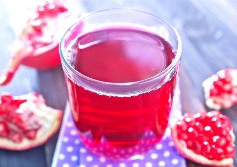 Pomegranate Juice for Lowering Blood Pressure Naturally