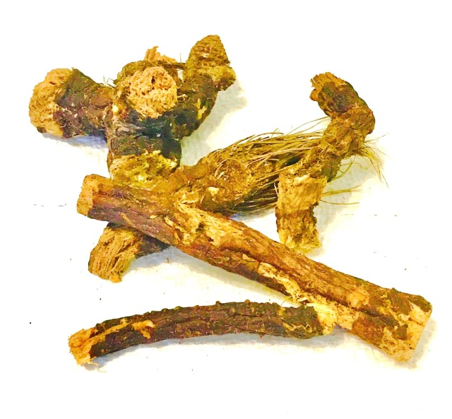 """Osha Root - Heals Colds and Flus Fast"" 1"